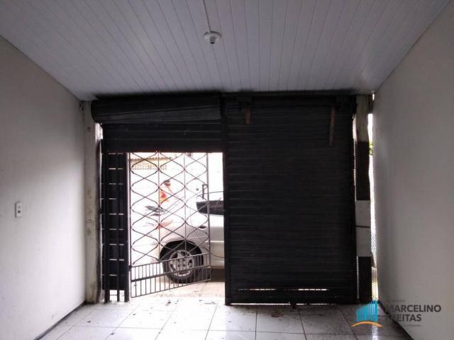 Ponto para alugar, 33 m² por R$ 459/mês - Álvaro Weyne - Fortaleza/CE - Foto 2