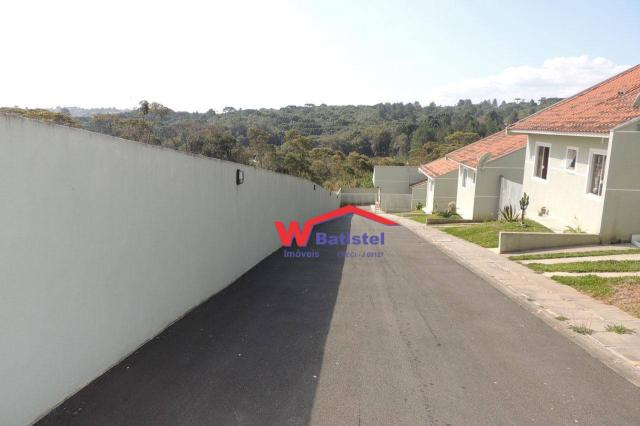 Casa com 3 dormitórios à venda, 56 m² por r$ 190.000 - rua presidente faria nº 1317 - são  - Foto 19