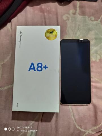 Vendo Samsung A8 plus 2018 - Foto 4