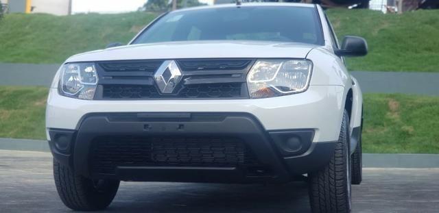Renault Oroch 1.6 2020 NOVA! - Foto 4