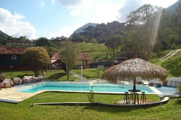Sítio rural à venda, Colônia Alpina, Teresópolis. - Foto 12