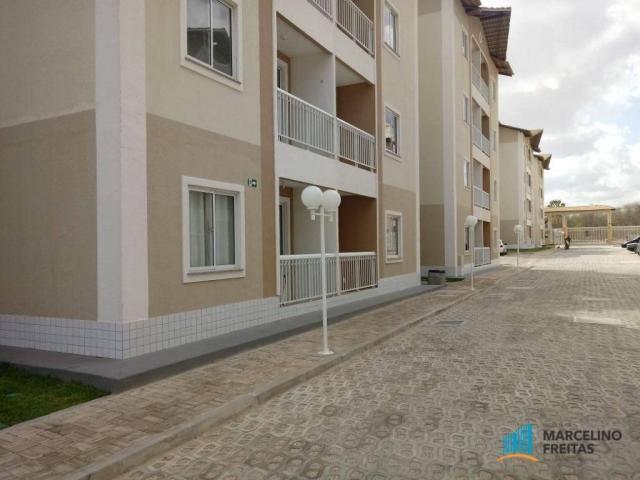 Apartamento residencial para locação, Prefeito José Walter, Fortaleza. - Foto 3