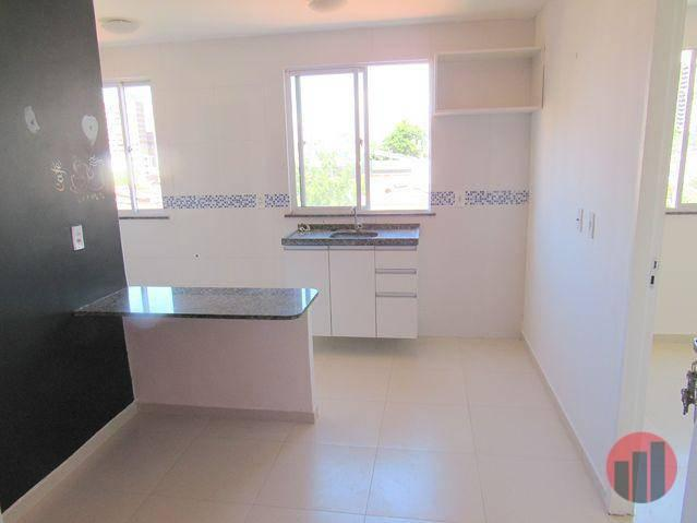 Apartamento para alugar, 30 m² por R$ 900,00/mês - Varjota - Fortaleza/CE - Foto 3