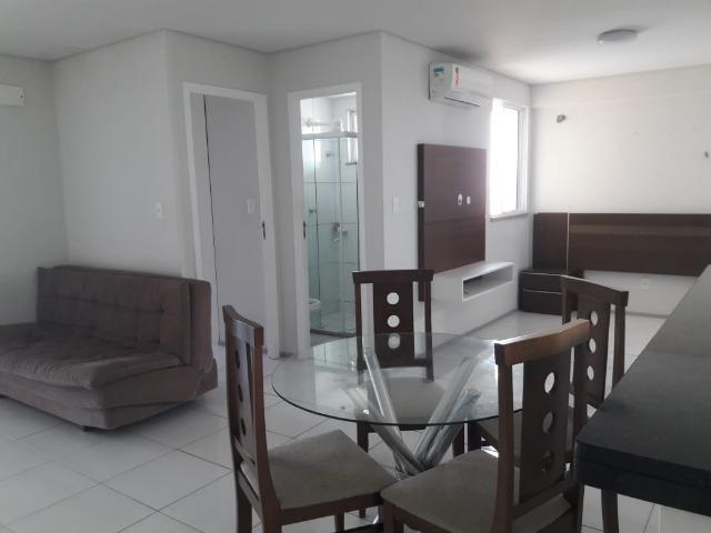Apartamento Sala/Quarto Mobiliado na Ponta D'areia - Foto 3