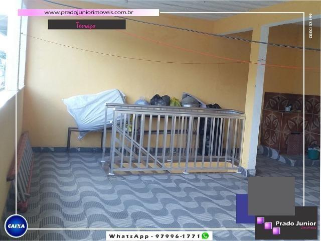 Casa Independente , 2 quartos , 200 m² , quintal, kit net no segundo andar e terraço - Foto 16
