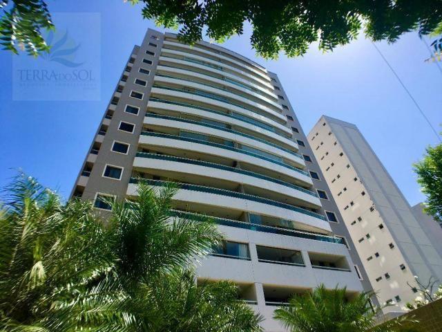 Apartamento com 3 dormitórios à venda, 149 m² por R$ 875.000 - Guararapes - Fortaleza/CE