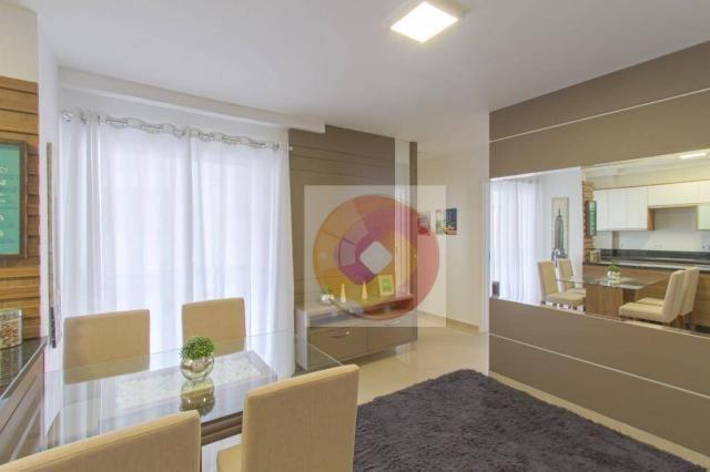 Apartamento com 2 dormitórios à venda, 52 m² por R$ 173.500 - Cidade Industrial - Curitiba - Foto 11