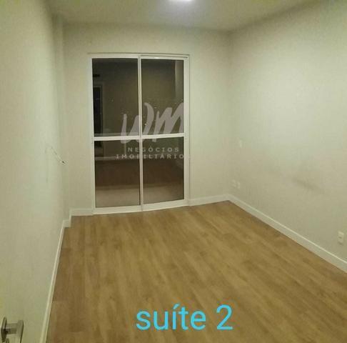 Locação apartamento semi-mobiliado com 2 vagas de garagem | Bairro Vila Operária - Foto 5