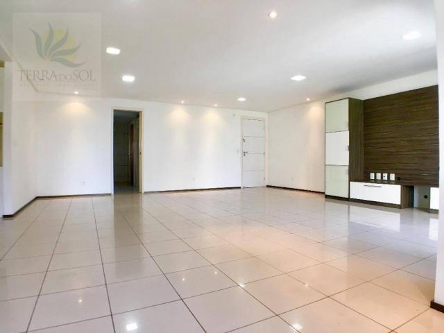 Apartamento com 3 dormitórios à venda, 149 m² por R$ 875.000 - Guararapes - Fortaleza/CE - Foto 8
