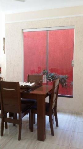Casa com 3 dormitórios para alugar, 110 m² por R$ 1.600,00/mês - Jardim Holanda - Uberlând - Foto 12