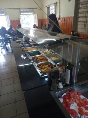 Restaurante, churrascaria e Lancheria só 100 mil