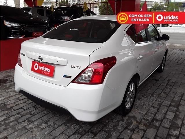 Nissan versa 1.6 16v flexstart sv xtronic/ excelente opção para aplicativos - Foto 5