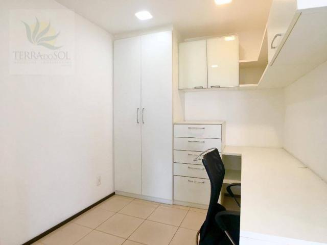Apartamento com 3 dormitórios à venda, 149 m² por R$ 875.000 - Guararapes - Fortaleza/CE - Foto 7