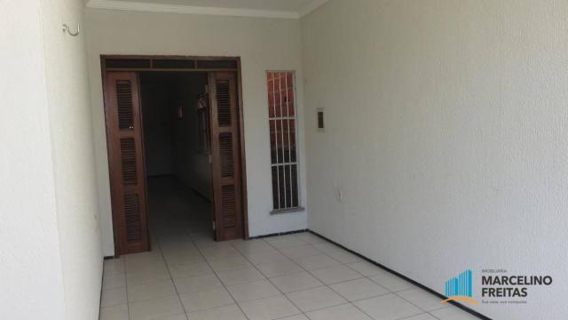 Casa com 2 dormitórios para alugar, 130 m² por R$ 1.109/mês - Quintino Cunha - Fortaleza/C - Foto 14