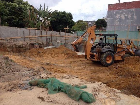 Terreno 720m² projeto para 13Andares Fundações pronta Oportunidade unica - Foto 4