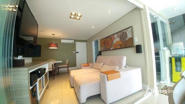 Apartamento com 2 dormitórios à venda, 74 m² por R$ 520.000,00 - Ponta da areia - São Luís - Foto 2