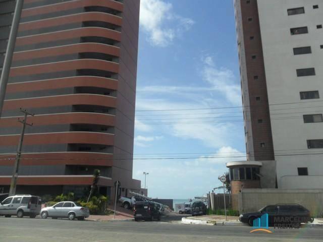 Flat residencial para locação, Mucuripe, Fortaleza. - Foto 2