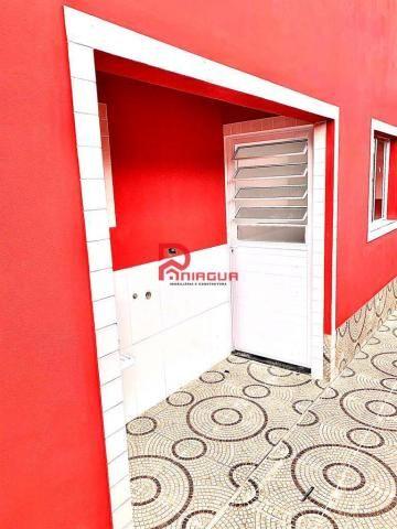 Casa à venda com 2 dormitórios em Nova itanhaém, Itanhaém cod:1356 - Foto 9