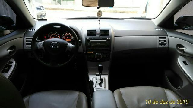 Toyota Corolla XEi 1.8 Flex automático 09/10 - Foto 10