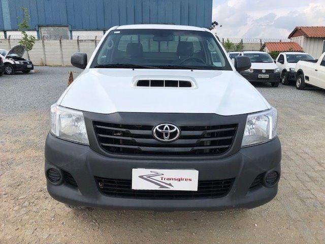 Toyota hilux cs 3.0 4x4 2015