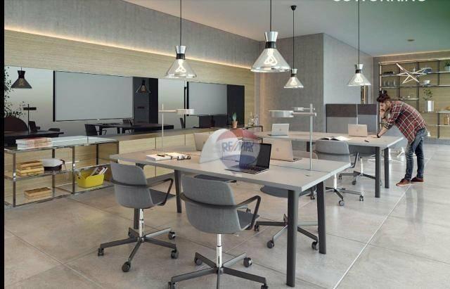 Apartamento com 3 dormitórios à venda, 122 m² por R$ 924.230,00 - Casa Forte - Recife/PE - Foto 6