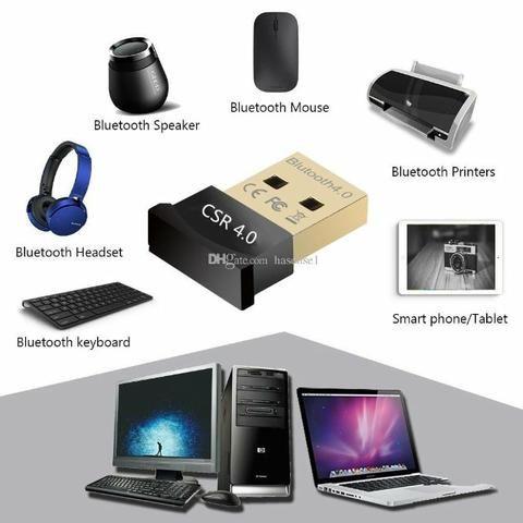 Adaptador Bluetooth 4.0 Para Pc E Notebook - Foto 4