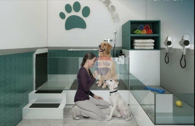 Apartamento com 3 dormitórios à venda, 122 m² por R$ 924.230,00 - Casa Forte - Recife/PE - Foto 5
