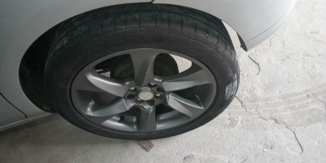 Rodas aro 17 pneus Zero - Foto 3
