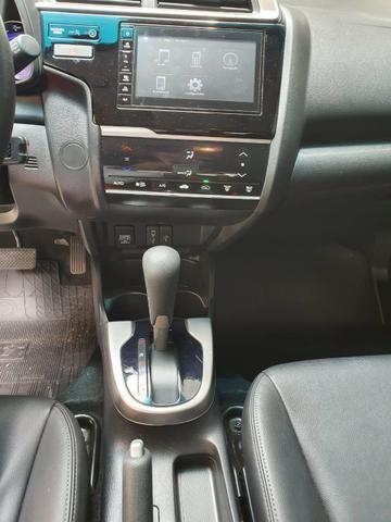 Lindo Honda Fit NOVO 2018 Impecável Único Dono - Foto 6