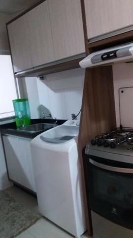 Apartamento em Itapema com 02 dorm., sendo 01 suíte, mobiliado!!! Morretes - Foto 2