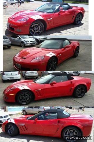 Corvette conversivel troco por menor valor