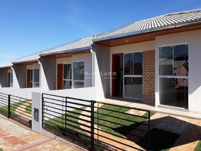 Casa Geminada nova, pronta para morar! Financiamento MCMV - Foto 4
