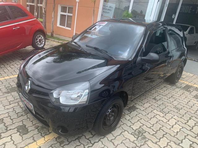 Renault Clio autent 1.0 Flex - Foto 12
