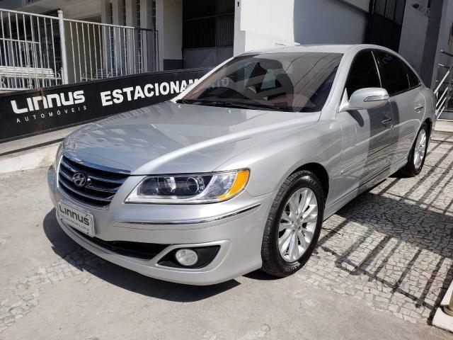 Oportunidade Lindo Azera 2011 3.3 mpfi gls sedan v6 24v gasolina 4p automático