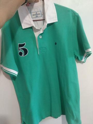 Camisa polo Brooksfield Original - Roupas e calçados - Colégio ... 687834132fbc5