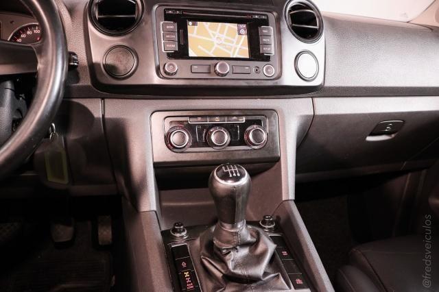 Volkswagen amarok 2011 2.0 trendline 4x4 cd 16v turbo intercooler diesel 4p manual - Foto 9