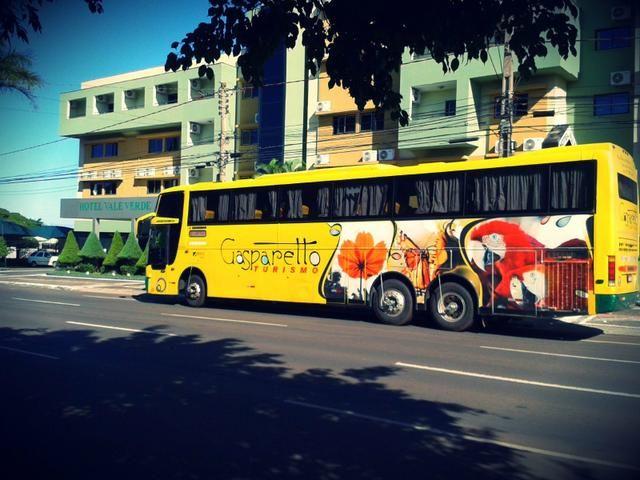 Ônibus Mercedes O400 Busscar Impecável Motor Novo - Foto 2