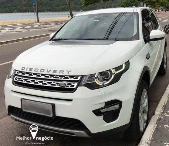 Land Rover Discovery Sport HSE 2.0 4x4 Diesel Aut. Branca