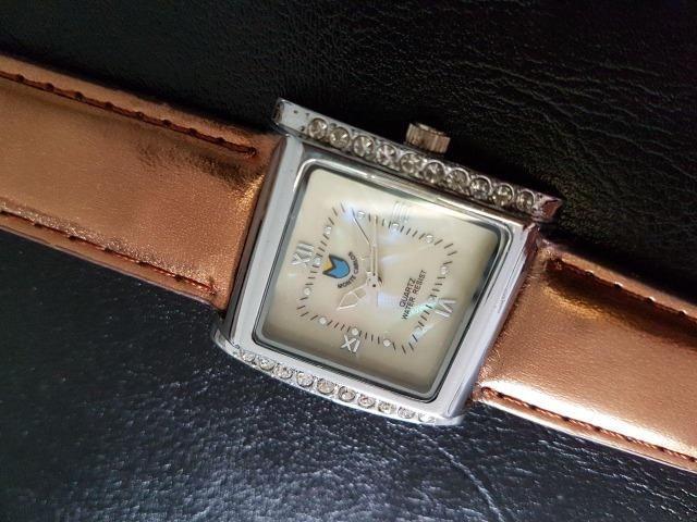 a91bad0b7ad Relógio Feminino Monte Carlos Quartz - Original - Bijouterias ...