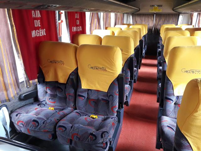 Ônibus Mercedes O400 Busscar Impecável Motor Novo - Foto 3