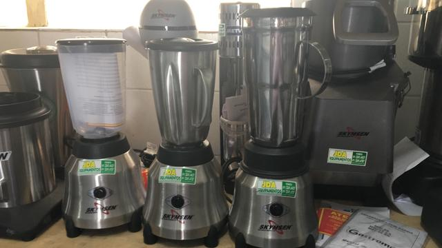 Liquidificadores industriais em inox / marca Skymsen / a partir de r$ 799,00 - Foto 5