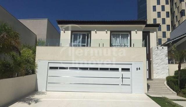 Casa em Condomínio Alphaville Residencial Plus para Locação, com 417m², 2 andares 4 suítes