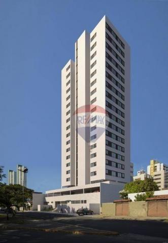 Apartamento com 1 dormitório à venda, 36 m² por R$ 199.000,00 - Casa Caiada - Olinda/PE - Foto 2