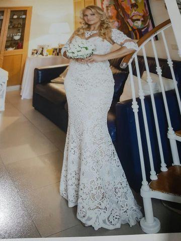 Vestido de noiva italiano (baixei)  - Foto 2