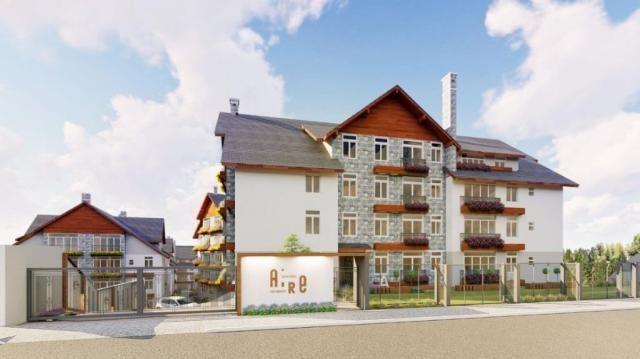 Apartamento com 3 dormitórios à venda, 97 m² por R$ 813.498,81 - Centro - Gramado/RS