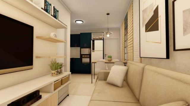 Apartamento com 3 dormitórios à venda, 97 m² por R$ 813.498,81 - Centro - Gramado/RS - Foto 2
