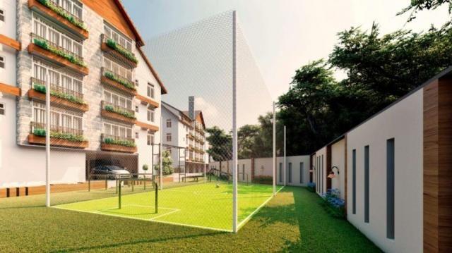 Apartamento com 3 dormitórios à venda, 97 m² por R$ 813.498,81 - Centro - Gramado/RS - Foto 4