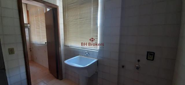 Apartamento para alugar com 3 dormitórios em Nova suíssa, Belo horizonte cod:BHB20819 - Foto 13