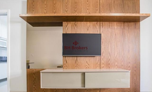 Apartamento para alugar com 3 dormitórios em Funcionários, Belo horizonte cod:BHB20867 - Foto 5