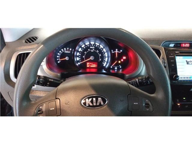 Kia Sportage 2.0 lx 4x2 16v flex 4p automático - Foto 4